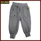 boys summer knit pants trousers sport active clothes kids pants