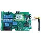 GSM remote control board