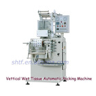 Vettical Wet Tissue Automatic Packing Machine