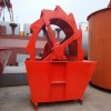 2012 new sand washing machine with high efficiency