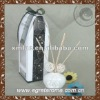30ml customed lily ceramic flower fragrance reed diffuser