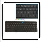 Wholesale! Laptop Keyboard For HP G62 Black