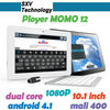 10.1'' Ployer MOMO 12 tablet pc RK3066 1.6GHz 1GB/16GB