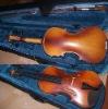 Antique Matt Finish all solid violin