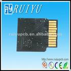 manufacture sd card pcb board &sd card rigid pcb