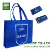 nonwoven folding bag