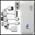 portable mobile power bank 6000mAh for Universal