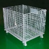 JS High quatity folding grille box, storage cage