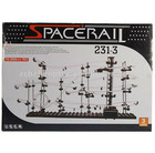 SpaceRail DIY Physics Space Ball Rollercoaster with Powered Elevator (16000mm Rail)