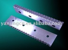 blade for steel processing