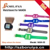For iPod Nano 6 Silicone Wristband Case Cover(Welcome OEM)