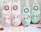 2012 cheap indoor cotton slippers/sheep cotton slipper /women cotton slippers soft and warm