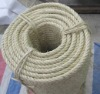 Sell 12mm sisal rope with 4 strands in store