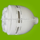PBT plastic covers for lotus shape energy saving lamp