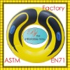 2011 newly Hot sale platic air inflatbale pvc swim ring with handle