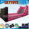 Latest inflatable balls ramp slideway sport games