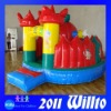0.55mm PVC Inflatable Obstacle XHM-1801
