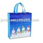 Xmas gift non woven PP Bags ---JMWFB1014