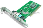 VIA 5.1CH PCI sound card with oood quality