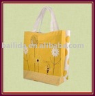 cotton canvas full printed bag BLD-B-015