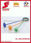 QQ Spinning dance,Flash Wheel Dance,skipper hopper,outdoor fitness equipment QQ flash jump or new toy flashing jump with PU/PVC