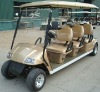 6 passenger electric Golf Cart