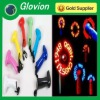 2012 hot sale usb input led message programmable fan LED color USB mini fan