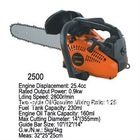 2500 chain saw