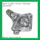 Hiace 2011 2010 parts Chrome Fog Light #000706 minibus van parts, new hiace parts quantum parts