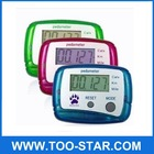 Electronic Multifunction Step Counter Pedometer
