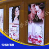 acrylic outdoor poster frame led light box