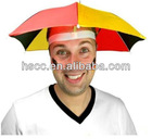 Umbrella cap with Germany flag
