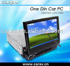 car pc-One din car PC