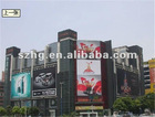 P16 outdoor dot matrix led video wall,outdoor led display,led display outdoor used