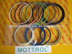 Komatsu PC400-6 Boom Cylinder Seal Kit,208-63-025.501SK,Komatsu PC400-6 Hydraulic Cylinder Repair Kit