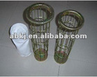 GI (painted) dust collector bag filter cages
