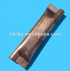 copper accumulator for refrigeration parts