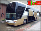 buses for sale GL6129HC 12m luxury coach bus