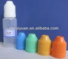 15ml sterile plastic eye drop bottle