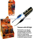 led tweezer light