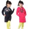 kids hoodie girls frock