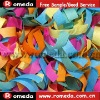 Paper confetti for wedding party decoration