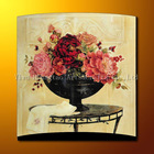 Flower Convex Painting