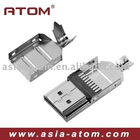 19Pin Male Solder HDMI connector