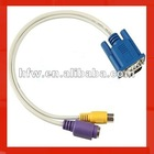Hotsell vga to mini din cable