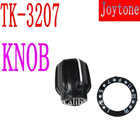 Newest two way radio accessory channel KNOB for TK-2207/3207