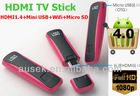 Hot selling AC output:100A-240V 50/60Hz DC output:5V-1A HD Internet TV Stick