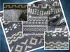 printed polyester polar fleece fabric