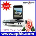 F900 OSD Menu Easy Operation Digital Car DVR/Vehicle DVR / video camera recorder dvr