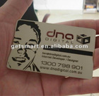 China Manufacturer Of High Quality Metal Business Card